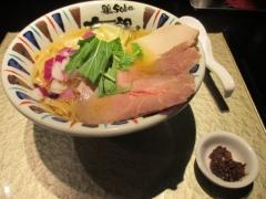 【新店】鶏Soba 座銀 にぼし店-11