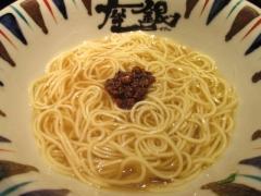 【新店】鶏Soba 座銀 にぼし店-15