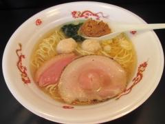大つけ麺博2015 ~麺や 而今 「芳醇貝出汁鶏塩そば ~シビカラ肉味噌添え~」 ~-3