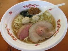 大つけ麺博2015 ~麺や 而今 「芳醇貝出汁鶏塩そば ~シビカラ肉味噌添え~」 ~-5