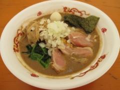 大つけ麺2015 らーめんstyle JUNK STORY ~超濃厚! 煮干と鶏のガチ味噌ラーメン~-7