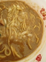 大つけ麺2015 らーめんstyle JUNK STORY ~超濃厚! 煮干と鶏のガチ味噌ラーメン~-9