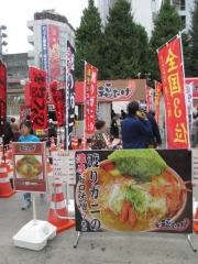 大つけ麺博2015 第四陣 らぁ麺屋 飯田商店 ~ 塩らぁ麺 いのち ~9