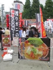 大つけ麺博2015 第四陣 らぁ麺屋 飯田商店 ~ 塩らぁ麺 いのち ~-33