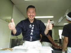 大つけ麺博2015 第四陣 中華蕎麦 とみ田 ~王道の濃厚豚骨魚介~-5