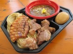 大つけ麺博2015 第四陣 中華蕎麦 とみ田 ~王道の濃厚豚骨魚介~-6
