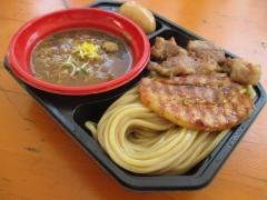 大つけ麺博2015 第四陣 中華蕎麦 とみ田 ~王道の濃厚豚骨魚介~-7