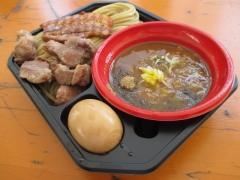大つけ麺博2015 第四陣 中華蕎麦 とみ田 ~王道の濃厚豚骨魚介~-9