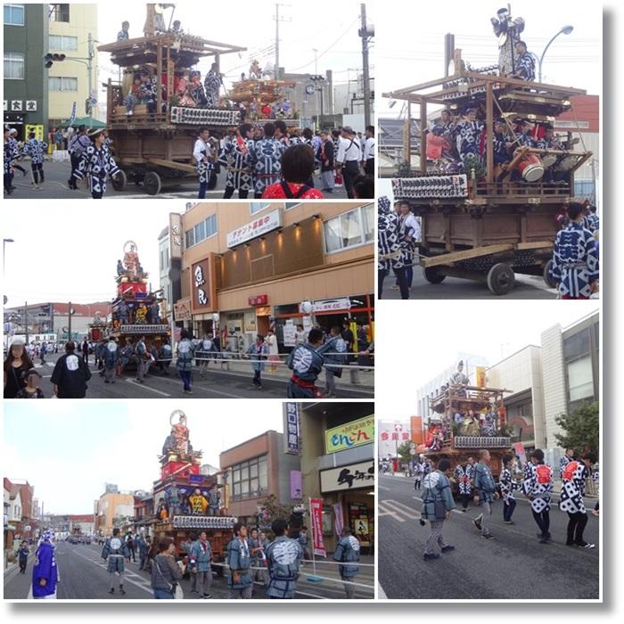 石岡祭り1