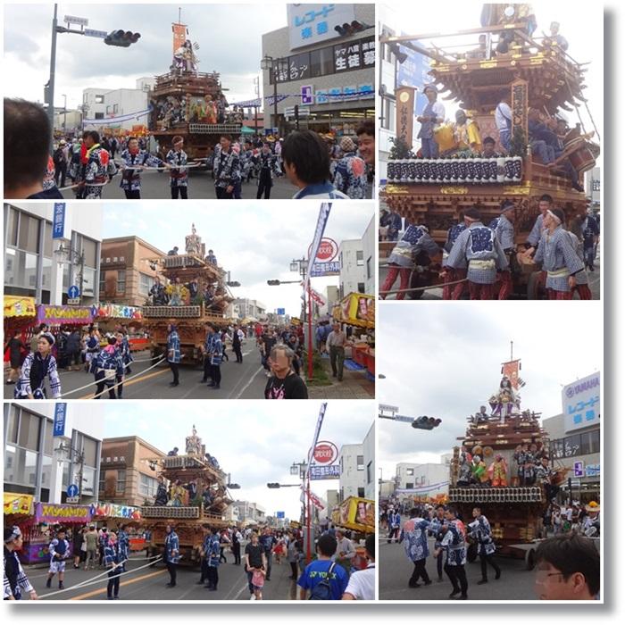 石岡祭り3