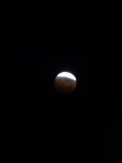 2014年10月08日 ビリー・月食