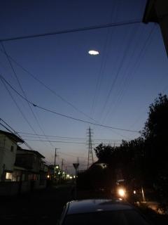 2014年10月09日 大勝軒・飛行船1