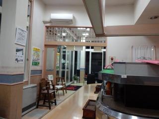 2014年10月17日 ナイス麺・店内
