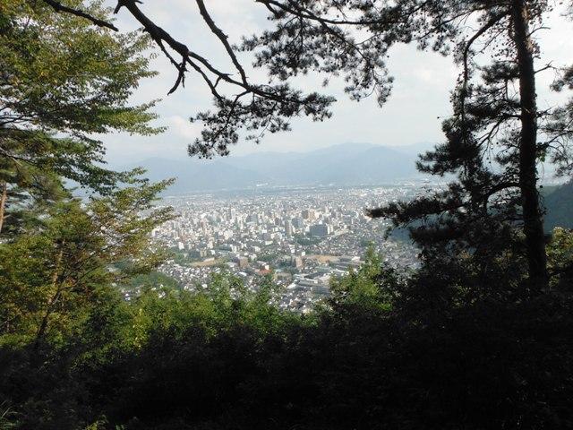 頼朝山砦 (21)
