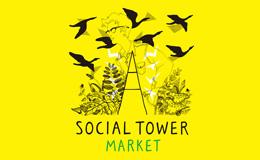SOCIAL TOWER イベント リスタイル 雑貨 インテリア