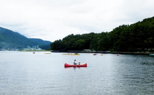 木崎湖 (4)
