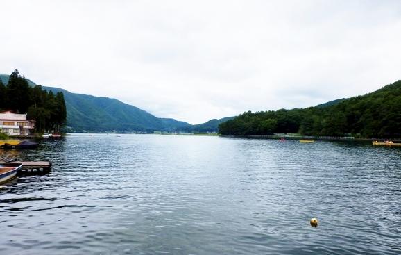 木崎湖 (9)