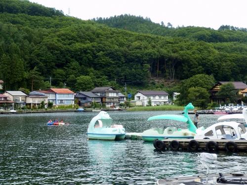 木崎湖 (8)