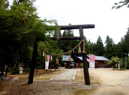 仁科神社 (1)