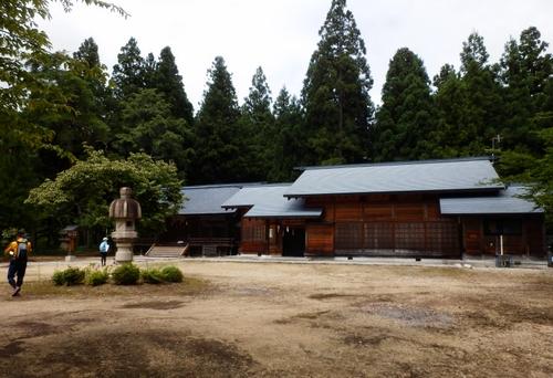仁科神社 (2)