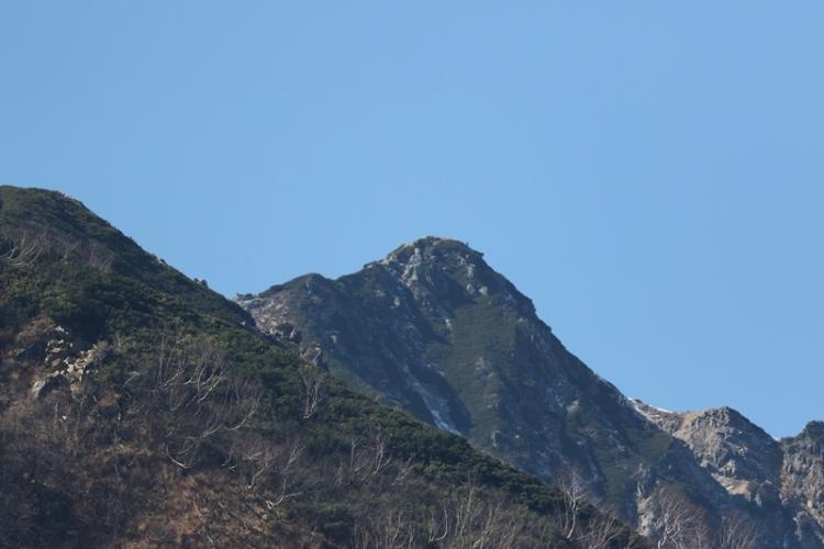 唐松岳151019