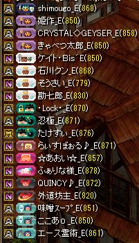 夢列車vsShowMe 集まり4