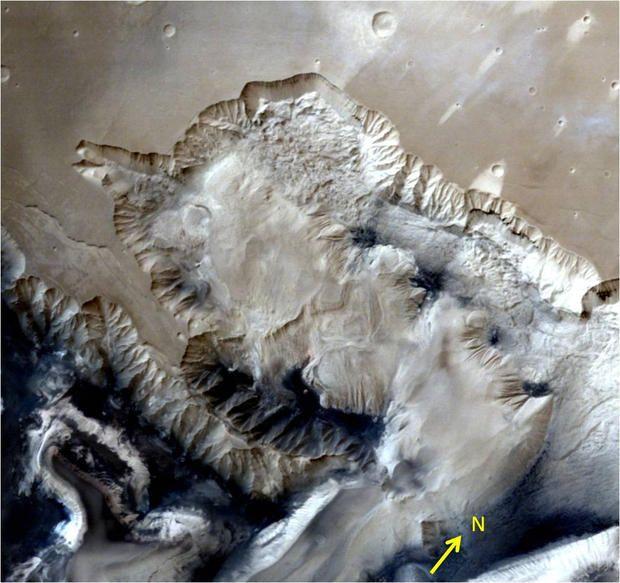 Indias Mars orbiter