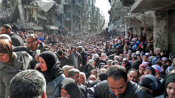Yarmouk camp