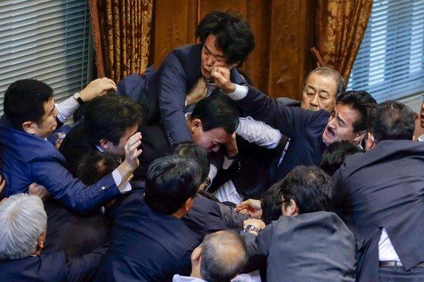 the legislation violates Japan's Constitution.