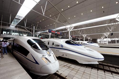 中国の高速鉄道