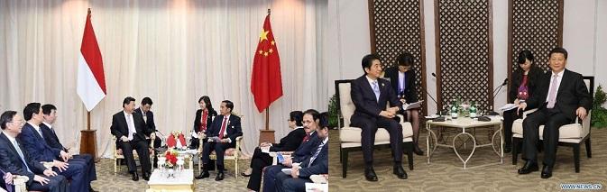中国 首脳会談2