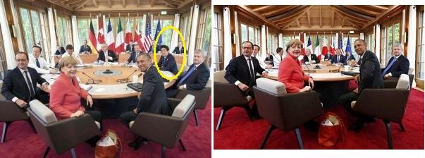 G7ベルリン日本