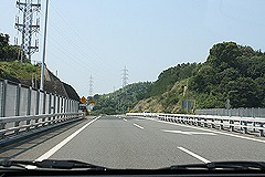 橋を渡って5