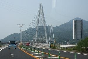 橋を渡って7