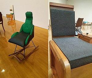 マルティーノガンバー100日で100脚の椅子3