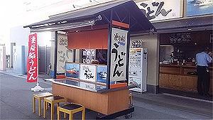 高松駅とシンボルタワー2