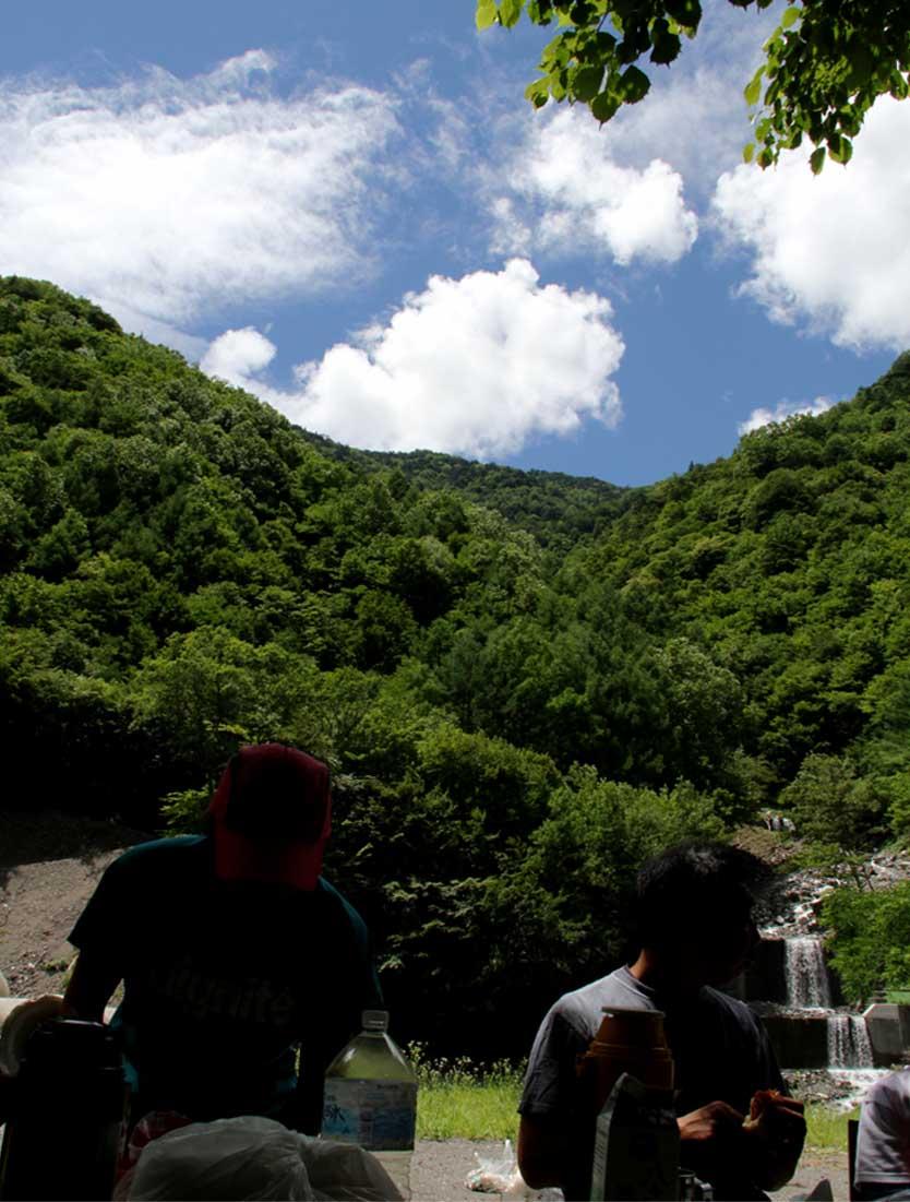 三峰川(87)