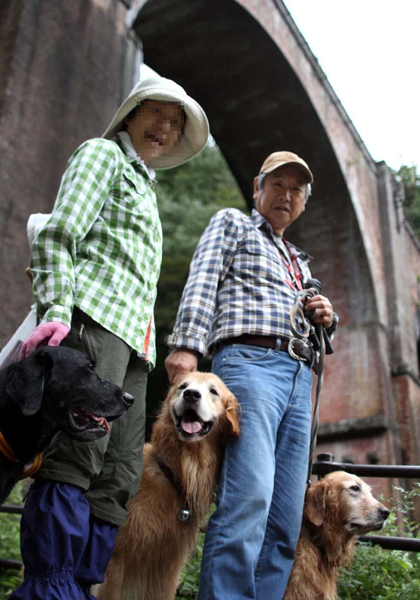 浅間山系捜索犬の旅(6)