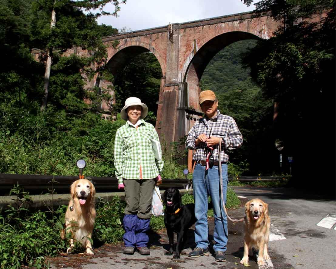 浅間山系捜索犬の旅(7)