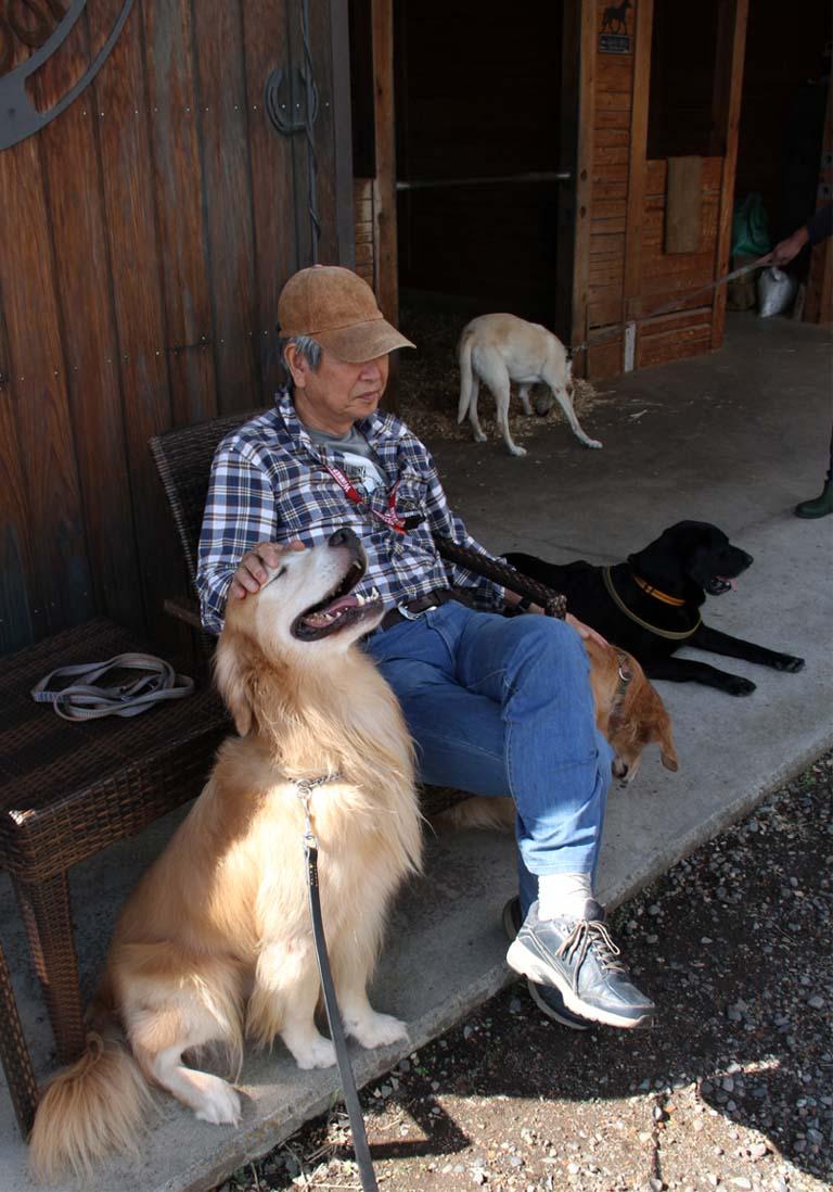 浅間山系捜索犬の旅(32)