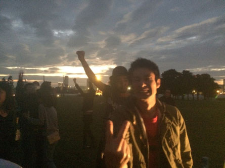 夕陽タクヤ_151014