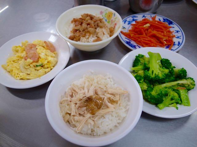 梁記嘉義鶏肉飯 - 1