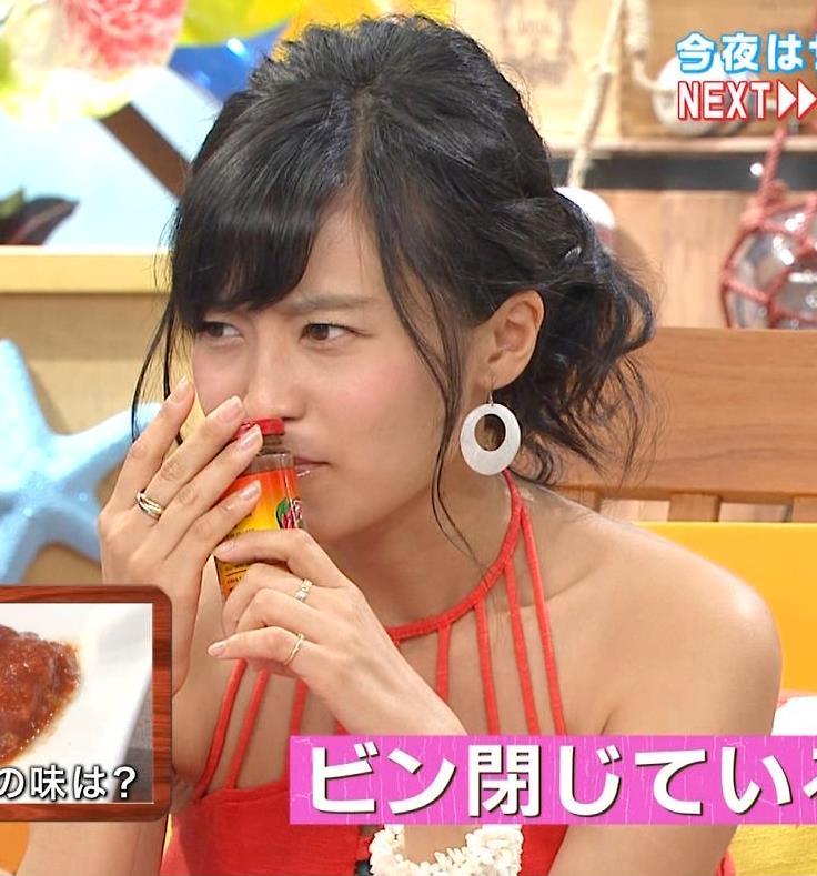 小島瑠璃子 衣装キャプ・エロ画像3