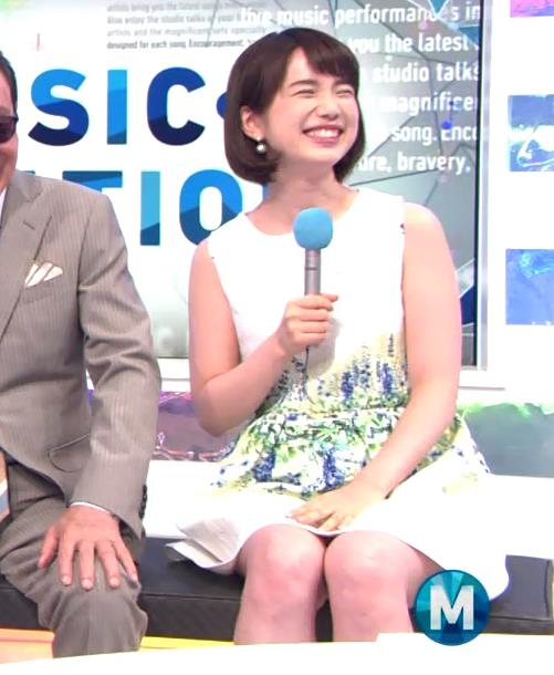 弘中綾香 太ももキャプ・エロ画像3