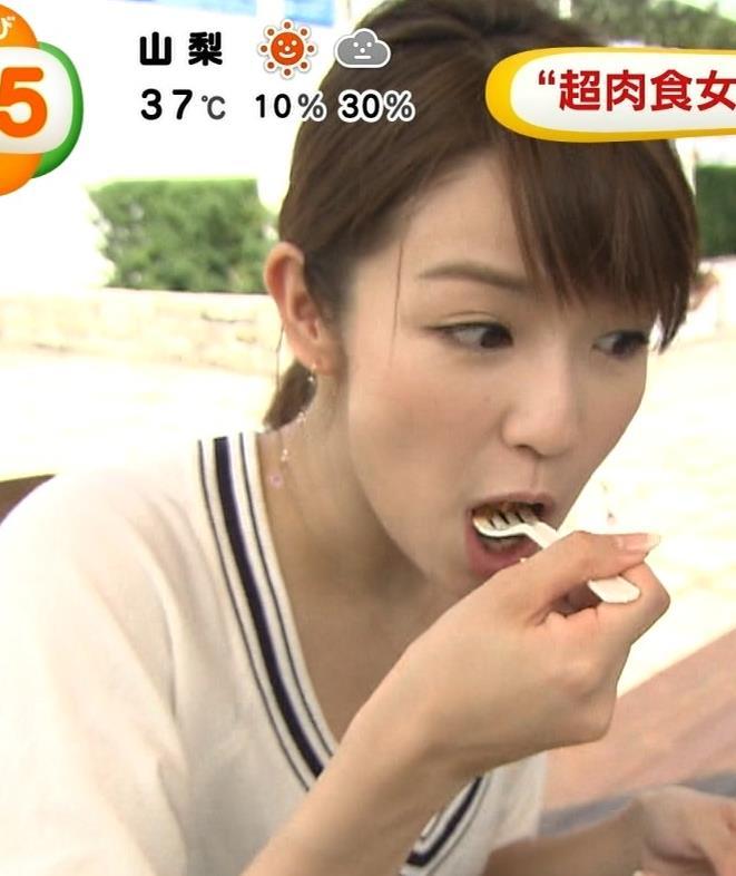 長野美郷 胸チラキャプ・エロ画像4