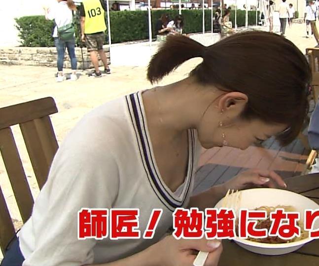 長野美郷 胸チラキャプ・エロ画像5