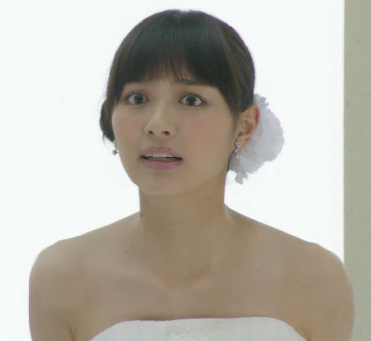 内田理央 セクシードレスキャプ・エロ画像5
