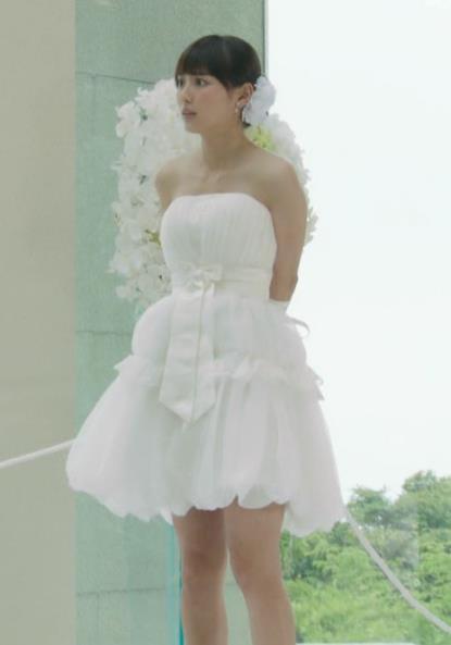 内田理央 セクシードレスキャプ・エロ画像6