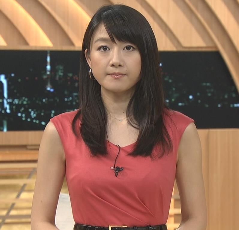 大島由香里 胸ちらキャプ・エロ画像3
