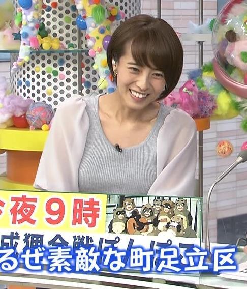 上田まりえ ミニスカートキャプ・エロ画像4